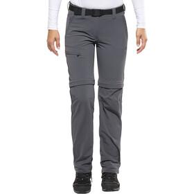 Maier Sports Nata Pantalones Mujer, gris